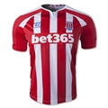 Stoke City 14/15 Home Soccer Jersey