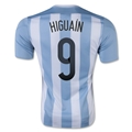 Argentina 2015 HIGUAIN Home Soccer Jersey