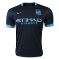 Manchester City 15/16 Away Soccer Jersey