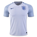 England 2016 Home Soccer Jersey