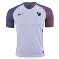 France 2016 Away Soccer Jersey