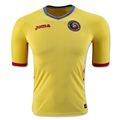 Romania 2016 Home Soccer Jersey