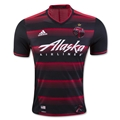 Portland Timbers 2016 Authentic Away Soccer Jersey