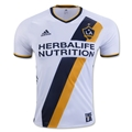 LA Galaxy 2016 Authentic Home Soccer Jersey