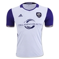 Orlando City 2016 Authentic Away Soccer Jersey