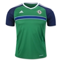Northern Ireland 2016 Home Soccer Jersey
