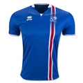 Iceland 2016 Home Soccer Jersey