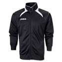 Joma Champion II Poly Track Top (Blk/Wht)