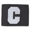 European Style Junior Captain Armband (Black)