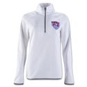 USA Womens 1/4 Zip Pullover