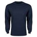 Long Sleeve T-Shirt (Navy)