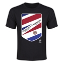 CRC vs Paraguay Copa America 2016 Youth Matchup T-Shirt (Black)