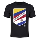 Colombia vs Paraguay Copa America 2016 Youth Matchup T-Shirt (Black)