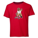 2006 FIFA World Cup Goleo VI Mascot Youth T-Shirt (Red)