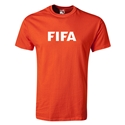 FIFA Brand Youth Logo T-Shirt (Orange)