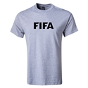 FIFA Brand Youth Logo T-Shirt (Gray)