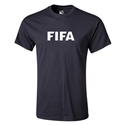 FIFA Brand Youth Logo T-Shirt (Black)
