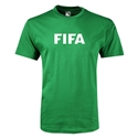 FIFA Brand Youth Logo T-Shirt (Green)