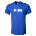 FIFA Brand Youth Logo T-Shirt (Royal)