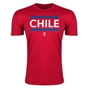 Chile Copa America 2016 Men's Core T-Shirt (Red)