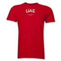 United Arab Emirates 2013 FIFA U-17 World Cup UAE Men's T-Shirt (Red)