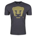 Pumas UNAM Men's Fashion T-Shirt (Dark Gray)