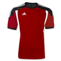 adidas Cary Defenders Custom Jersey (Red/Blk)