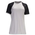 Nike Women's Dri-FIT S/S Reversible Soccer Jersey (Black)
