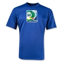 FIFA Confederations Cup 2013 Moisture Wicking Emblem T-Shirt (Royal)