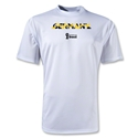 Germany 2014 FIFA World Cup Brazil(TM) Men's Palm Training T-Shirt (White)
