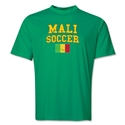 Mali Soccer Training T-Shirt (Green)