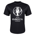 Euro 2016 Training T-Shirt (Black)