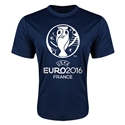 Euro 2016 Training T-Shirt (Navy)