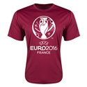 Euro 2016 Training T-Shirt (Maroon)