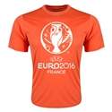 Euro 2016 Training T-Shirt (Orange)