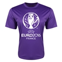 Euro 2016 Training T-Shirt (Purple)