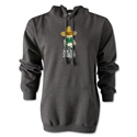 1970 FIFA World Cup Juanito Mascot Hoody (Dark Gray)