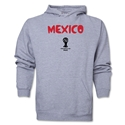 Mexico 2014 FIFA World Cup Brazil(TM) Men's Core Hoody (Ash)