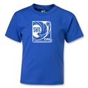 FIFA Confederations Cup 2013 Kids Emblem T-Shirt (Royal)