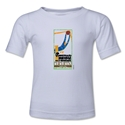 1930 FIFA World Cup Kids Emblem T-Shirt (White)