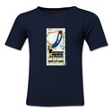 1930 FIFA World Cup Kids Emblem T-Shirt (Navy)