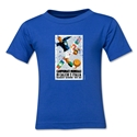1934 FIFA World Cup Kids Emblem T-Shirt (Royal)