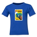 1950 FIFA World Cup Kids Emblem T-Shirt (Royal)