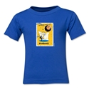 1958 FIFA World Cup Kids Emblem T-Shirt (Royal)