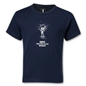 2014 FIFA World Cup Brazil(TM) Kids Trophy T-Shirt (Navy)