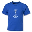 2014 FIFA World Cup Brazil(TM) Kids Trophy T-Shirt (Royal)