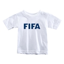 FIFA Brand Toddler Logo T-Shirt (White)