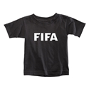 FIFA Brand Toddler Logo T-Shirt (Black)