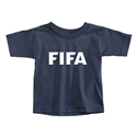 FIFA Brand Toddler Logo T-Shirt (Navy)