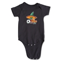 1986 FIFA World Cup Pique Mascot Onesie (Black)